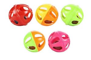 bolas chinchilla plastico