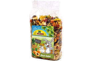 Snack para chinchillas
